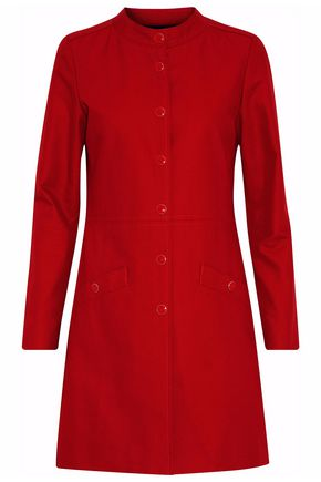 VANESSA SEWARD Cotton-gabardine coat
