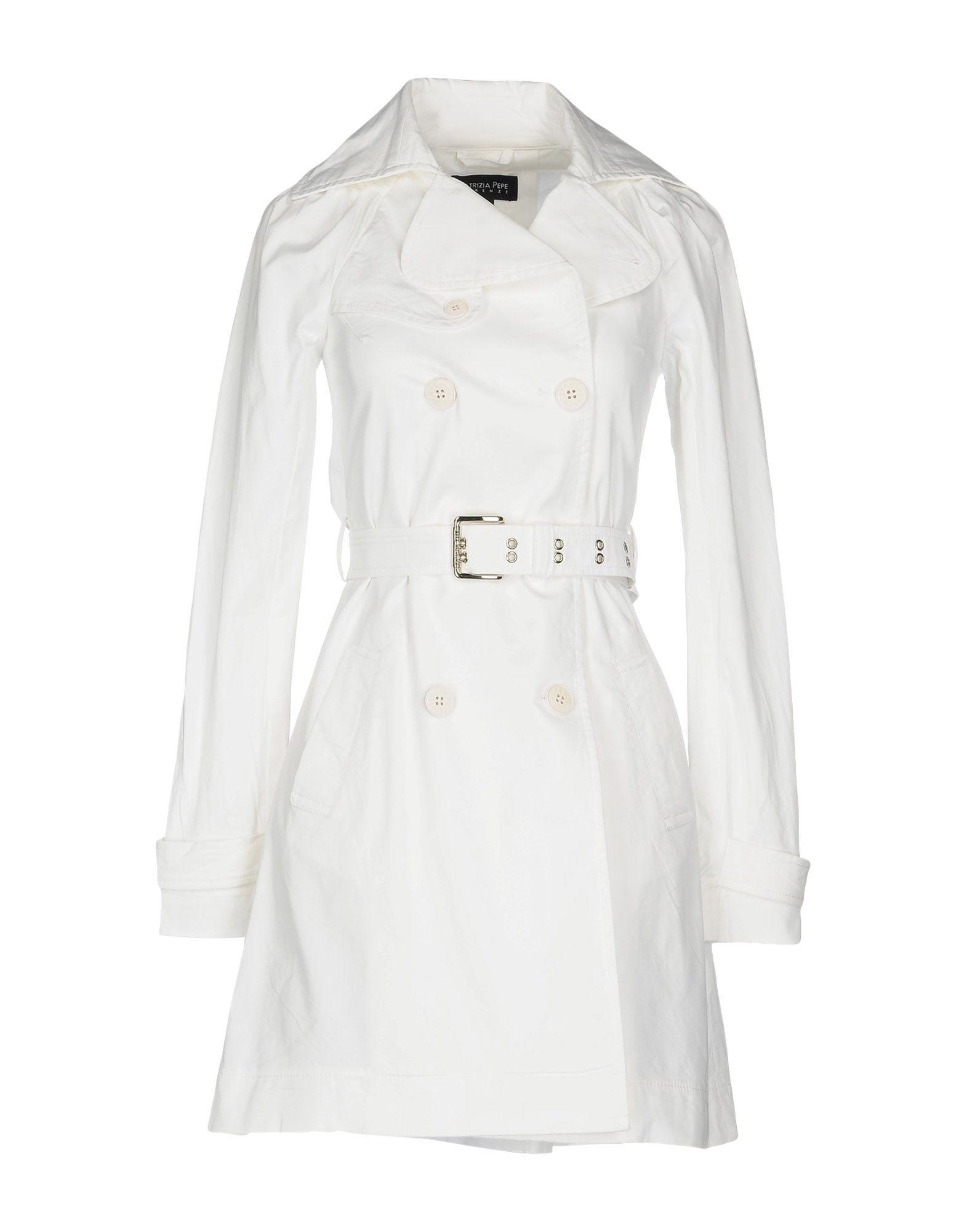 где купить PATRIZIA PEPE Легкое пальто по лучшей цене