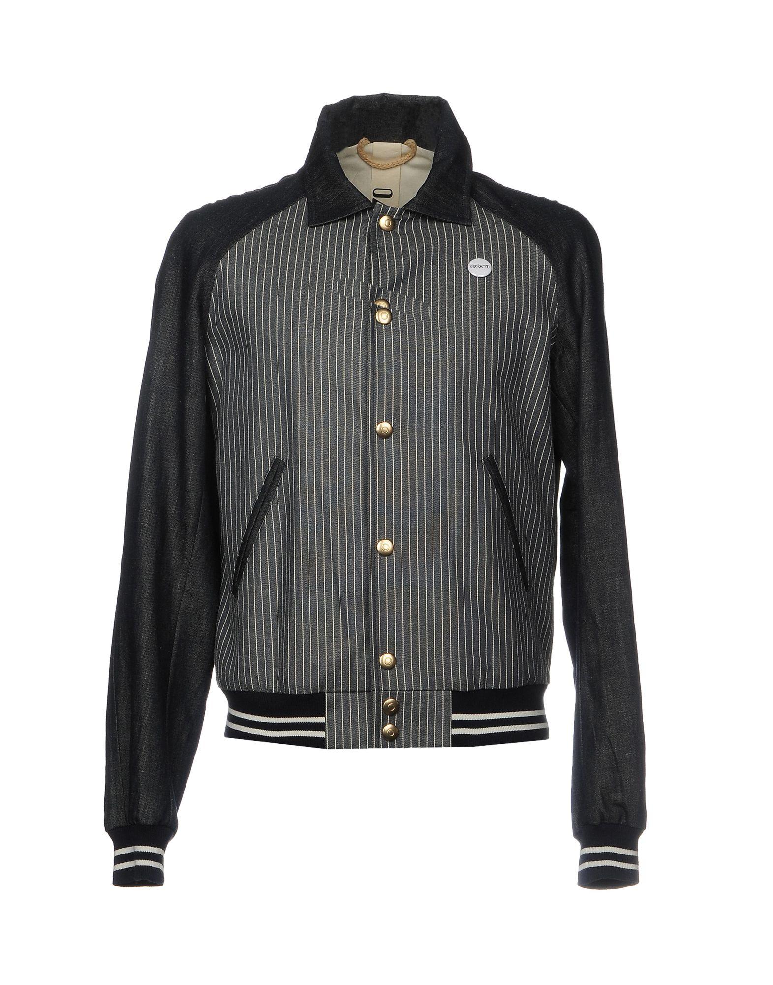 EQUIPE' 70 Джинсовая верхняя одежда верхняя одежда