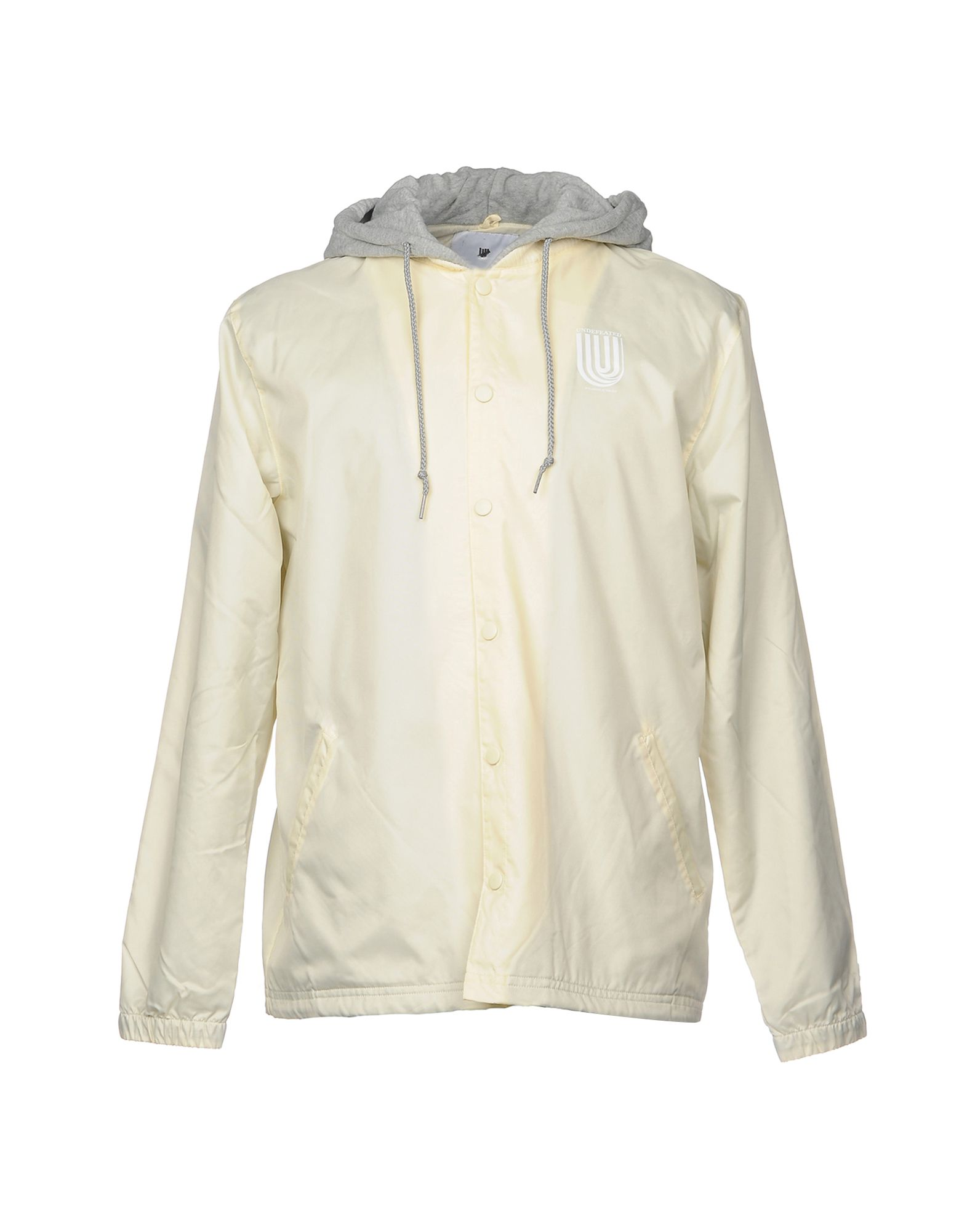 UNDEFEATED Bomber in Ivory