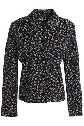 GANNI Floral-print jacket