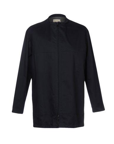 Фото - Легкое пальто от CORELATE темно-синего цвета