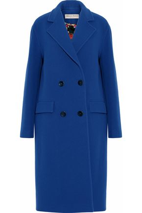 EMILIO PUCCI Double-breasted wool and cashmere-blend coat