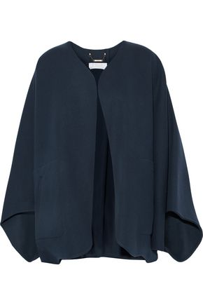 CHLOÉ Wool and cashmere poncho