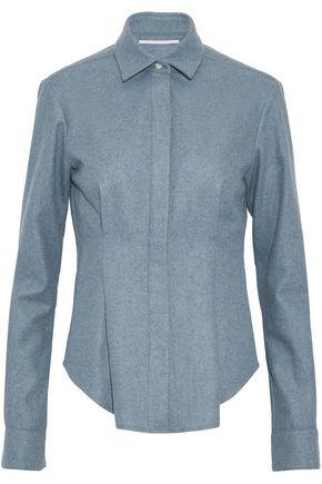 ROSETTA GETTY Brushed cashmere top