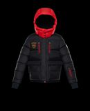 MONCLER PETERSON - Coats - men