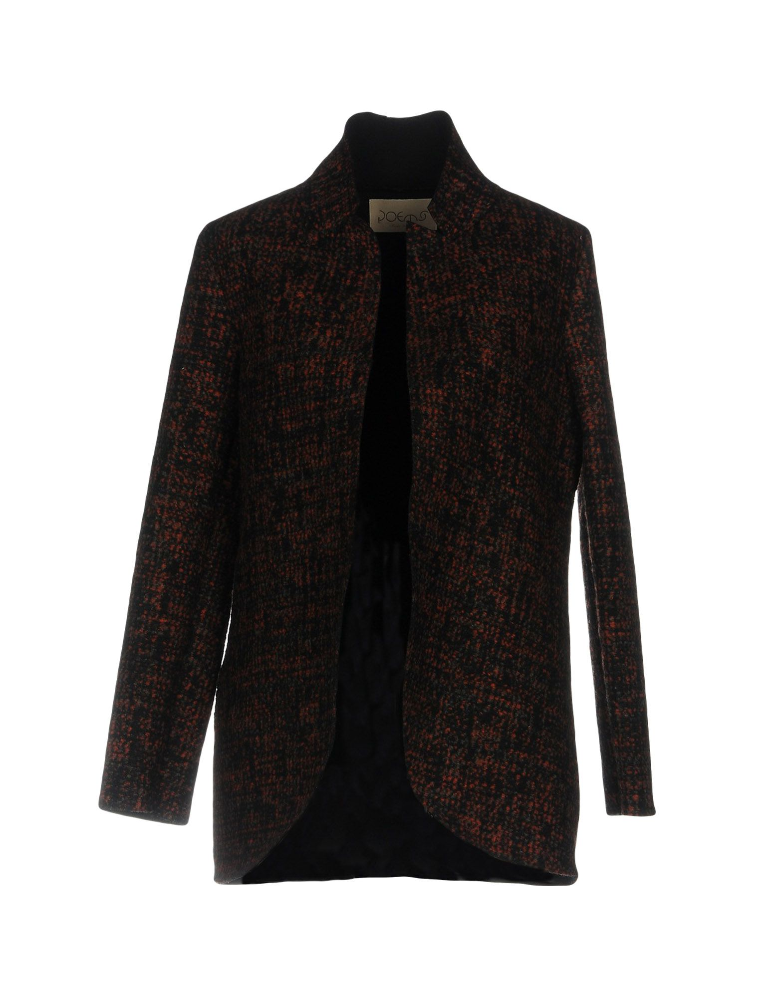 POEMS Пальто marmot lightweight zip neck ls cocona man black afterdark