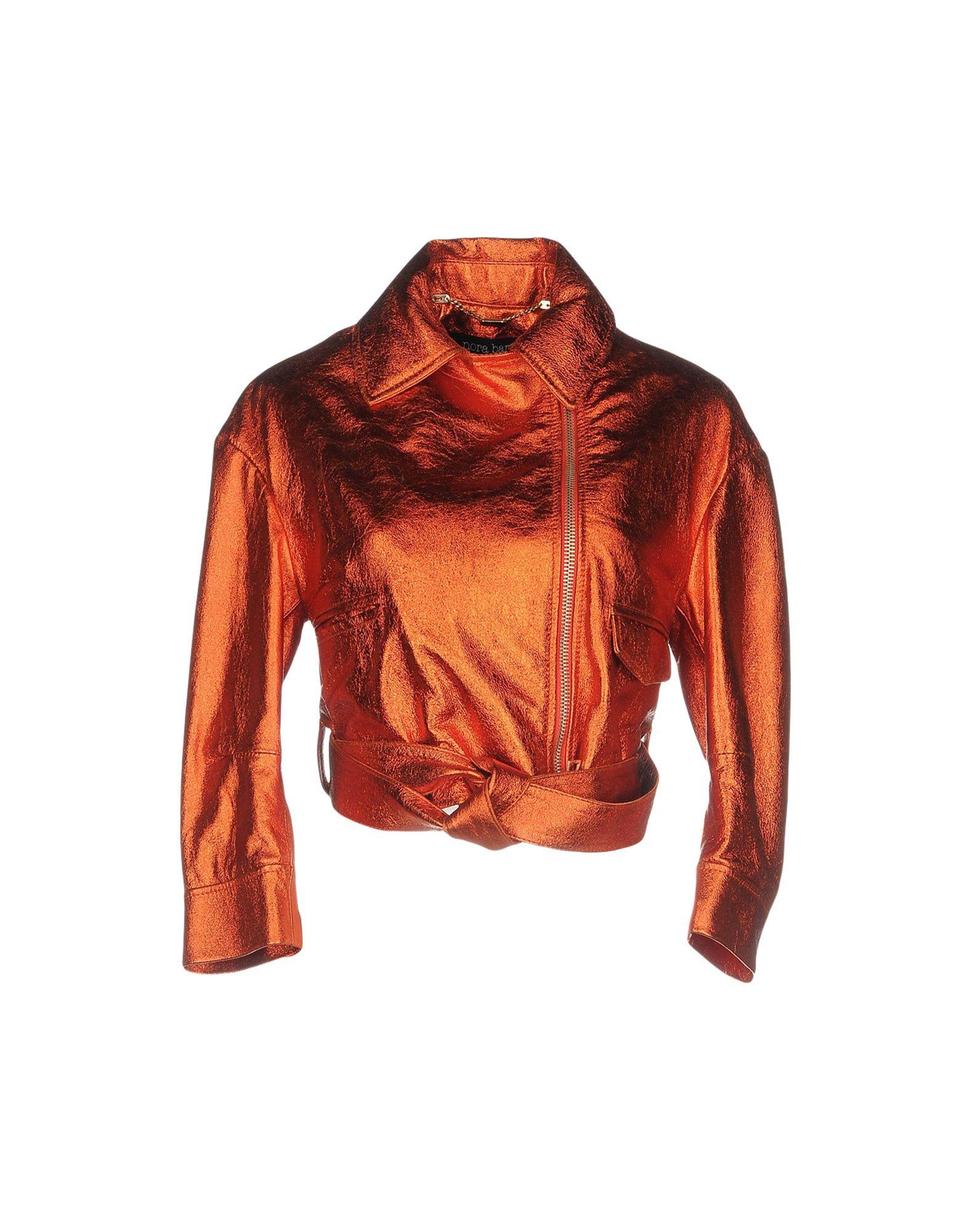 NORA BARTH Куртка nora barth ремень