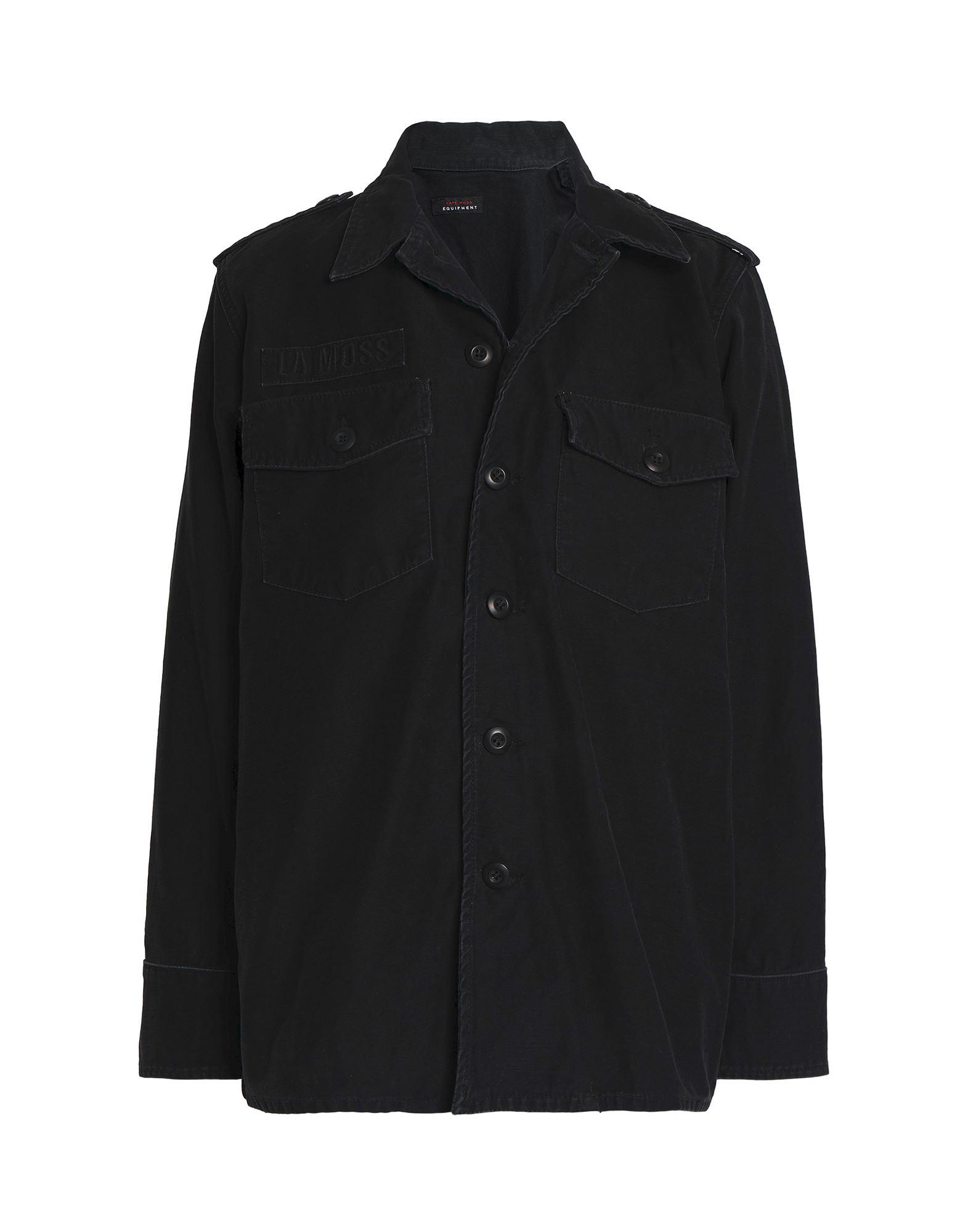KATE MOSS EQUIPMENT Jacket in Black