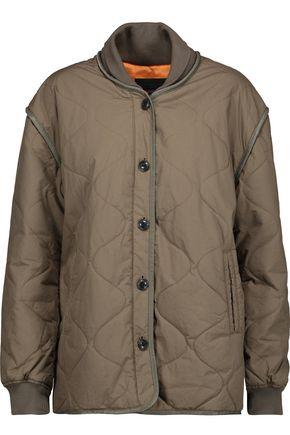 RAG & BONE Addison quilted cotton jacket