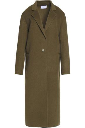 SANDRO Wool-blend coat