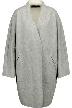 RAG & BONE Singer reversible wool-felt coat