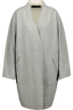 RAG & BONE Singer reversible wool-felt coat