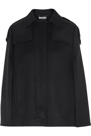 STELLA McCARTNEY Dana wool-blend felt cape