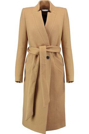 IRO Walker belted wool-blend coat