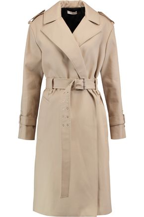 IRO Cotton-poplin trench coat