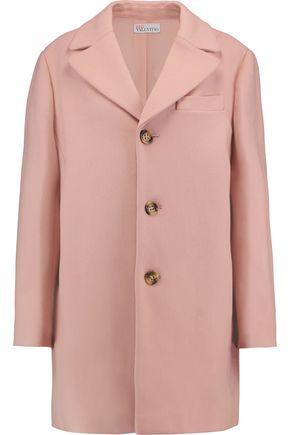 REDValentino Wool-blend coat