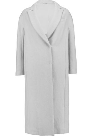 BRUNELLO CUCINELLI Wool-blend coat