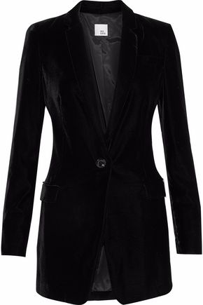 IRIS AND INK Velvet blazer