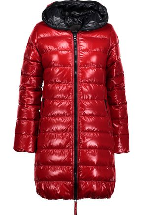 DUVETICA Ace quilted shell down coat