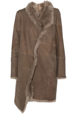 KARL DONOGHUE Toscana shearling coat