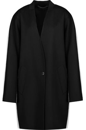 RAG & BONE Rockley two-tone brushed-wool coat