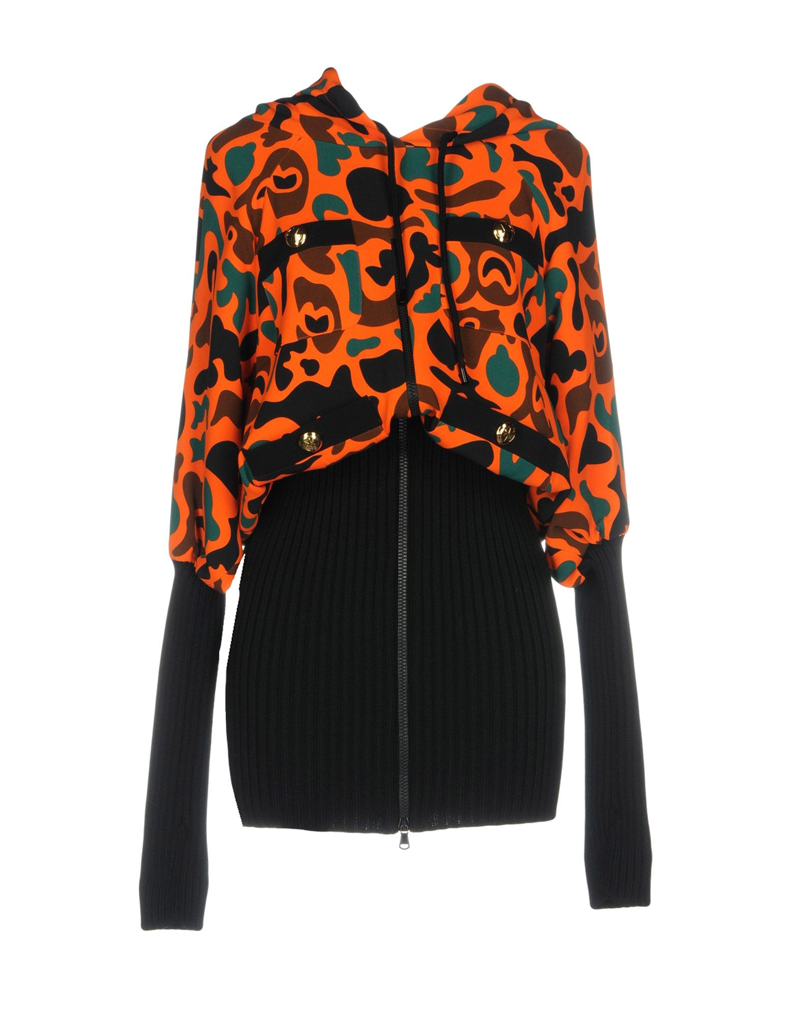 MOSCHINO COUTURE Легкое пальто moschino cheapandchic легкое пальто