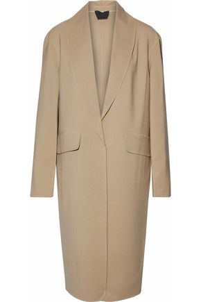ALEXANDER WANG Stretch wool-blend coat