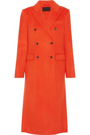 J.CREW Collection double-breasted wool-blend coat