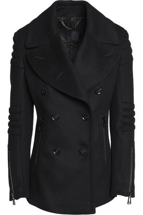 BELSTAFF Croft wool and cashmere-blend felt coat