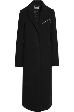 T by ALEXANDER WANG Wool and cashmere-blend coat