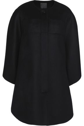 AGNONA Wool-felt cape