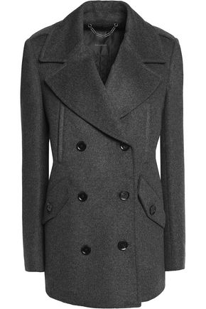 BELSTAFF Dorrington double-breasted wool and cashmere-blend coat
