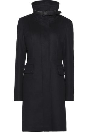 BELSTAFF Dalston wool and cashmere-blend coat
