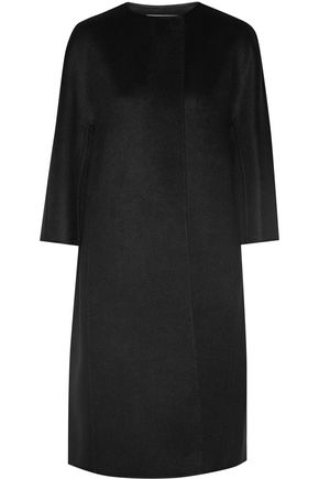 MARNI Wool, angora and cashmere-blend coat