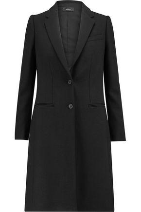 JOSEPH Button cuff twill coat