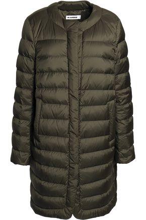 JIL SANDER Vilac quilted shell jacket