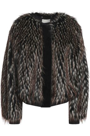 BY MALENE BIRGER Patera faux fur jacket