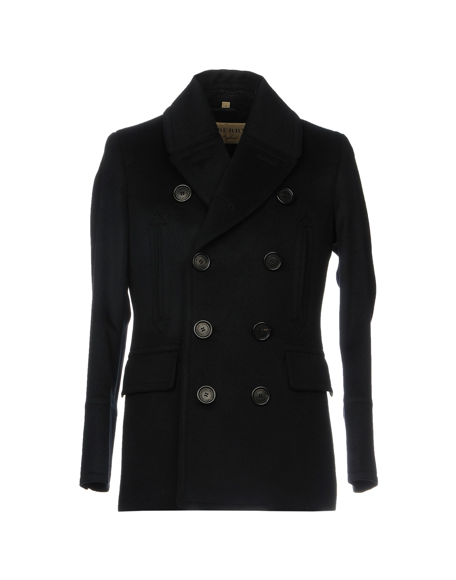 BURBERRY Пальто burberry хлопковое пальто