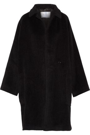 MAX MARA Alpaca and wool-blend coat