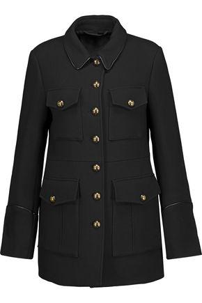 BELSTAFF Neel wool-blend twill coat
