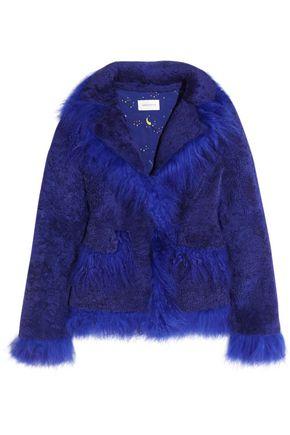 SAKS POTTS Jimi shearling coat