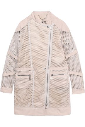 BELSTAFF Dunstable tech-mesh coat