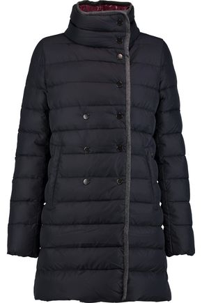 DUVETICA Ainwen padded shell coat