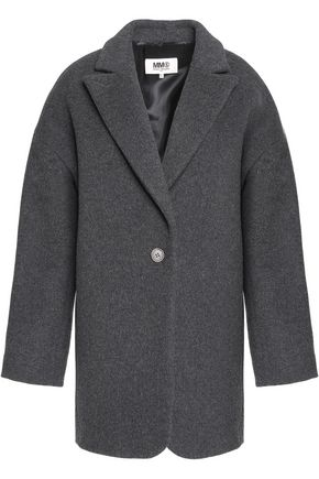 MM6 MAISON MARGIELA Wool-blend coat