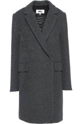 MM6 MAISON MARGIELA Wool-blend coat