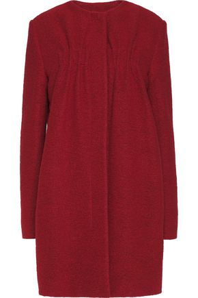 MM6 MAISON MARGIELA Gathered felt coat