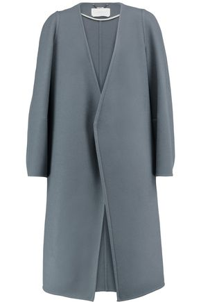 CHLOÉ Wool and cashmere-blend coat