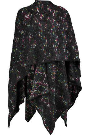 MISSONI Cashmere-blend cape