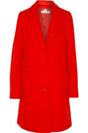 STELLA McCARTNEY Marcelline wool-blend felt coat